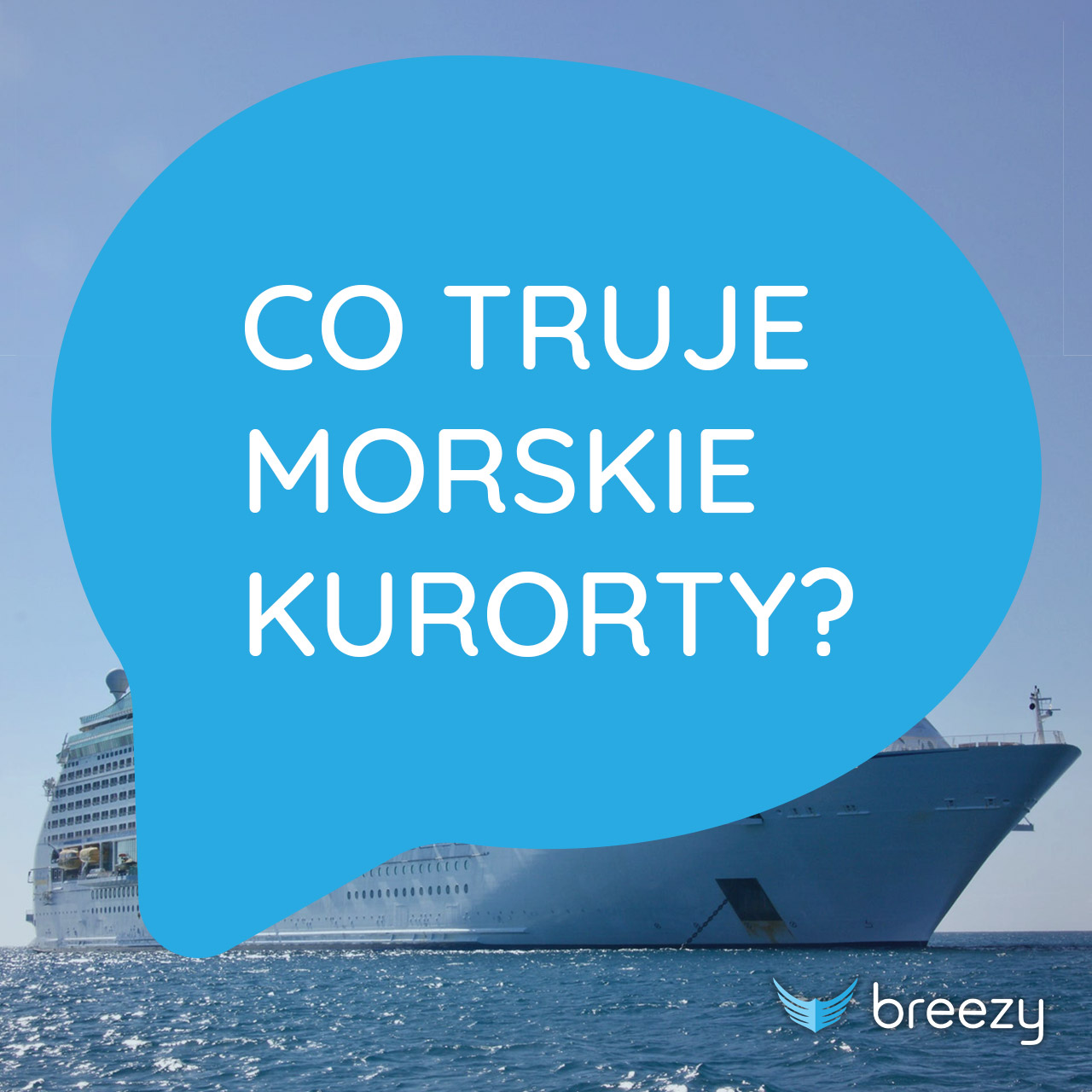 Co truje morskie kurorty?