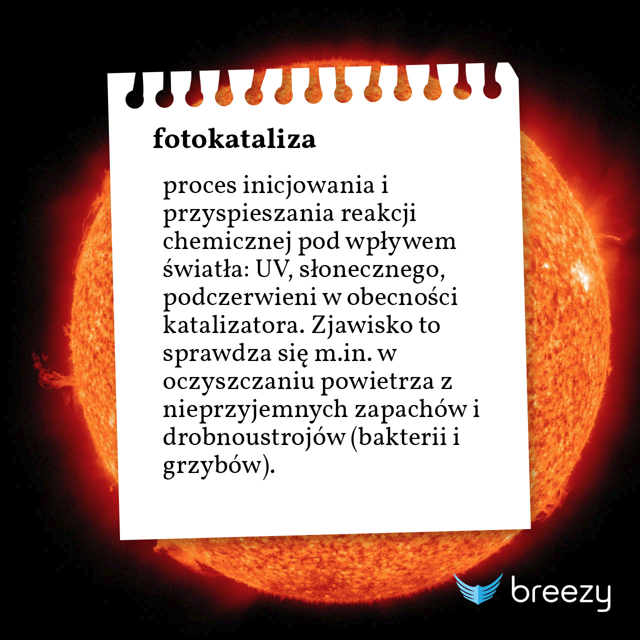 Fotokataliza? A co to takiego?