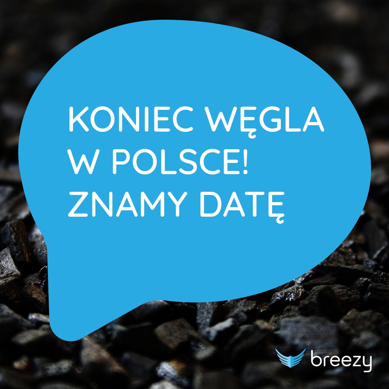 Koniec węgla w Polsce! Kiedy? Podpisano porozumienie