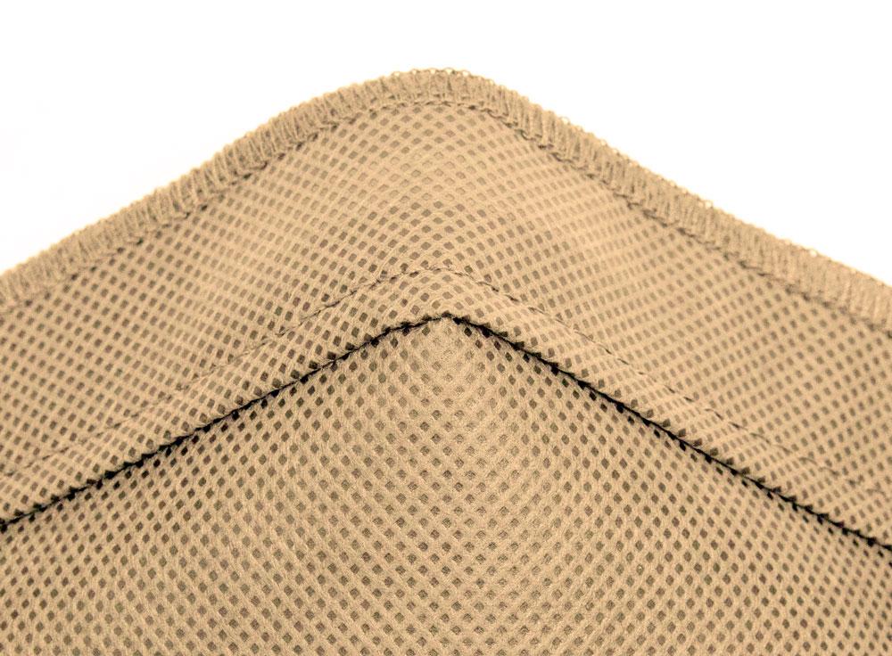 maska wielorazowa beżowa nosek